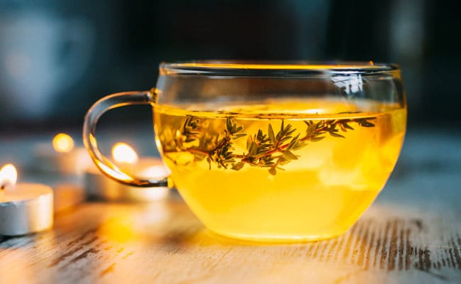 چای آویشن