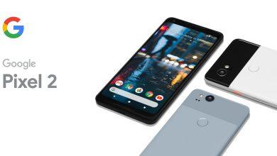 تصویر از معرفی و مشخصات فنی گوشی Google Pixel 2
