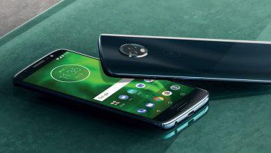 تصویر از معرفی و مشخصات فنی گوشیموتورولا Moto G6