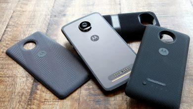 تصویر از معرفی و مشخصات فنی گوشی موتورولا Moto Z2 Play