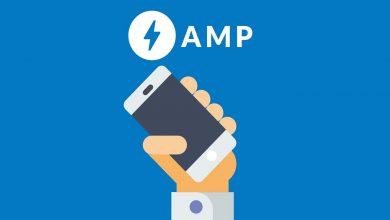 تصویر از AMP چیست؟