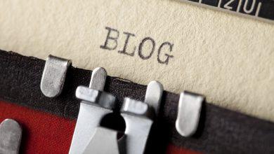 تصویر از آموزش تبدیل وبلاگ به وبسایت