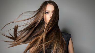 تصویر از روش رنگ کردن موی افراد آلرژی دار