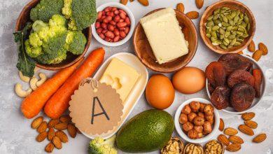 تصویر از خواص و فواید ویتامین A