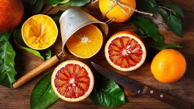 تصویر از خواص پرتقال برای کم خونی، سنگ کلیه و قلب + ارزش غذایی پرتقال