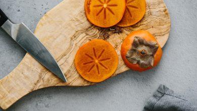 تصویر از خواص خرمالو برای معده، قلب و چشم + ارزش غذایی