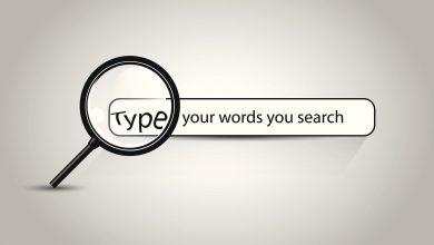 تصویر از استفاده صحیح از کلمات کلیدی در وبسایت