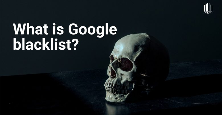 لیست سیاه گوگل