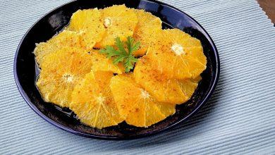 سالاد پرتقال