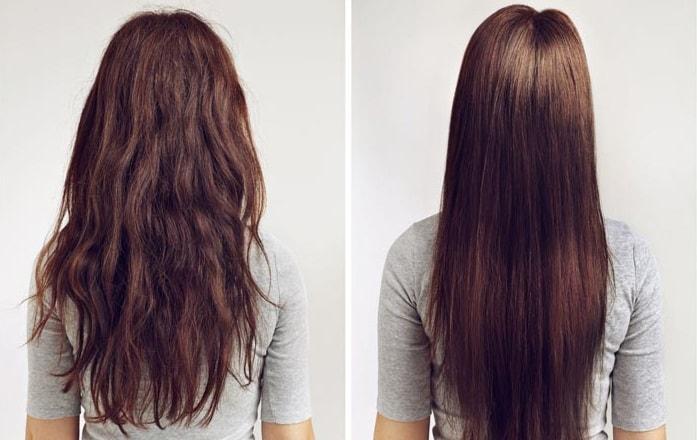 کراتین مو