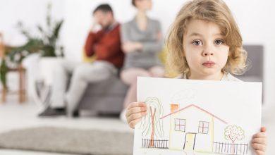 تصویر از شیوه صحیح صحبت با کودکان درباره طلاق