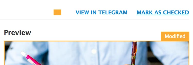 اینستنت ویو تلگرام