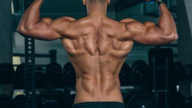 بدن عضلانی