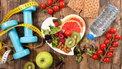 سلامتی و رژیم غذایی