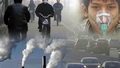 تصویر از تاثیر آلودگی هوا روی سلامتی و نشاط بدن