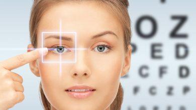 تصویر از روش های تشخیص و درمان آستیگمات چشم