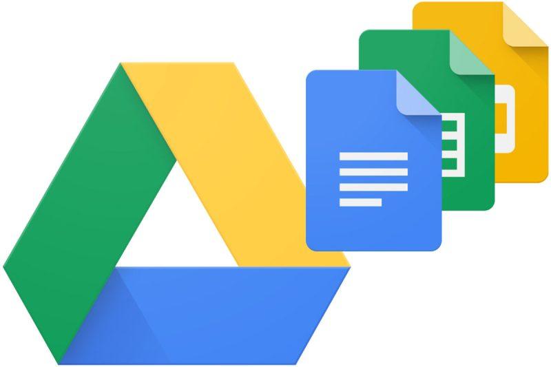 گوگل درایو