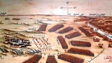 تصویر از وقایع روز دهم محرم سال ۶۱ هجری قمری