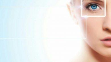 تصویر از سرطان چشم در کمین کاربران فضای مجازی