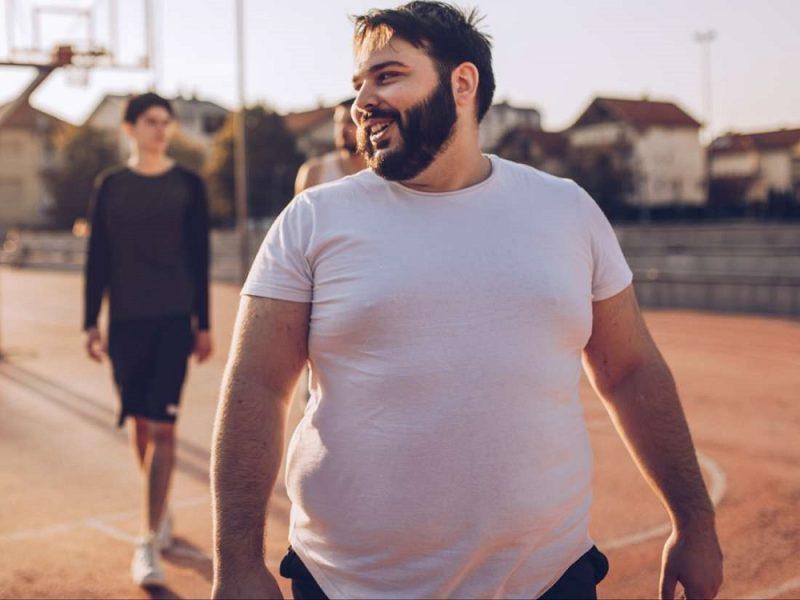 افزایش وزن ناگهانی