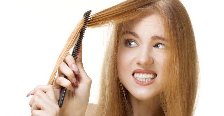 خشکی مو