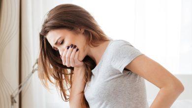 تصویر از درمان حالت تهوع با روش های خانگی