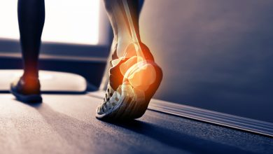 تصویر از علت درد پاشنه پا و راه های درمان آن