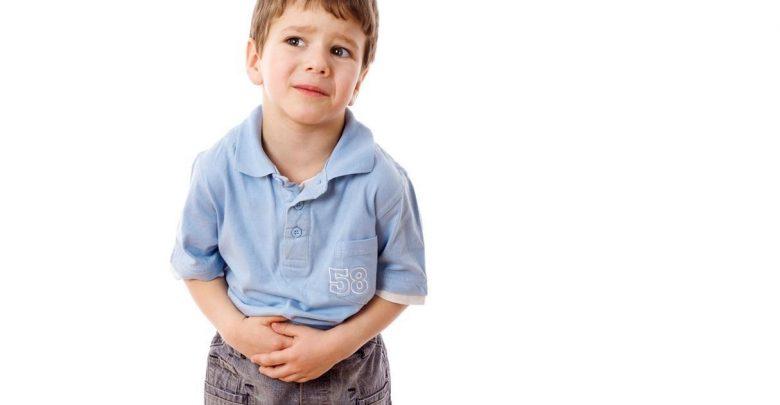 درد شکم کودکان