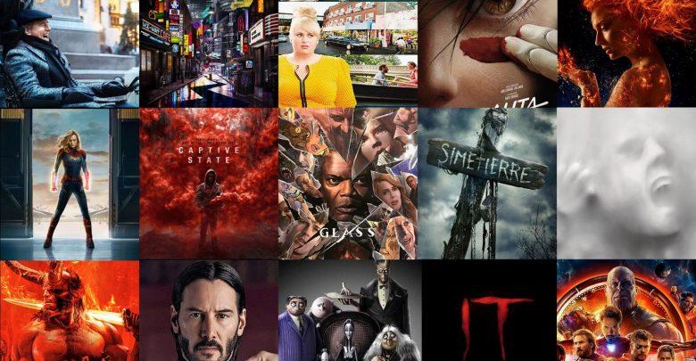 پرفروش ترین فیلم های 2019