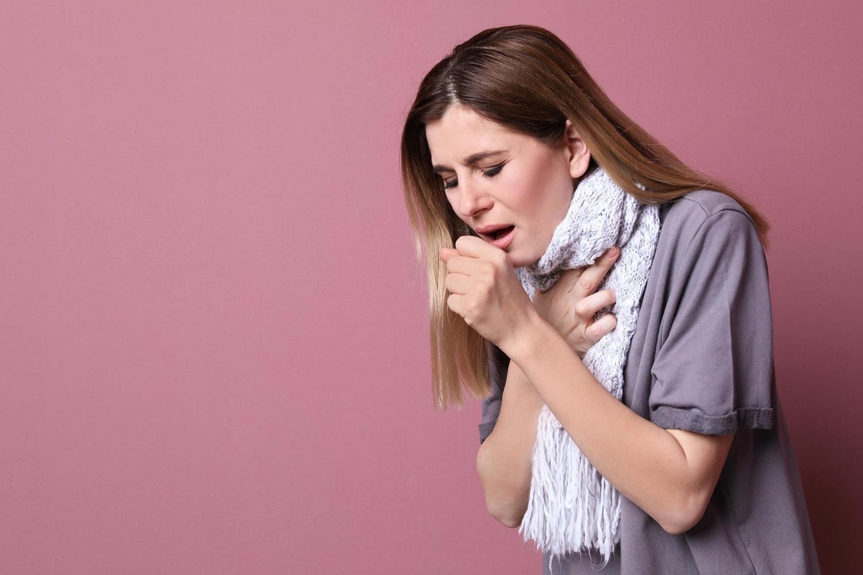 درمان سرفه مزمن