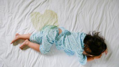 تصویر از علت شب ادراری ناگهانی در کودکان