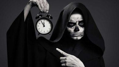 تصویر از چرا از مرگ می ترسیم