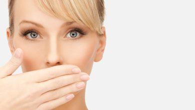 علت شوری دهان