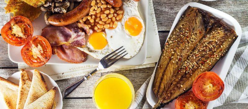 صبحانه و چاقی