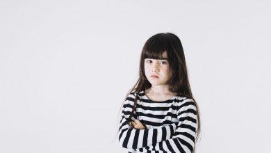 تصویر از نحوه برخورد با کودک لجباز
