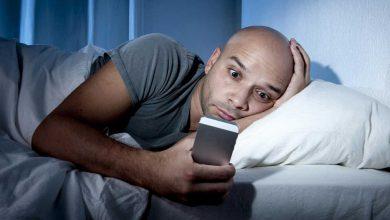 تصویر از راه های طبیعی درمان بی خوابی