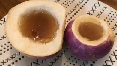 تصویر از طرز تهیه شلغم و عسل برای درمان سرماخوردگی