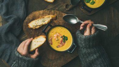 غذاهای زمستانی