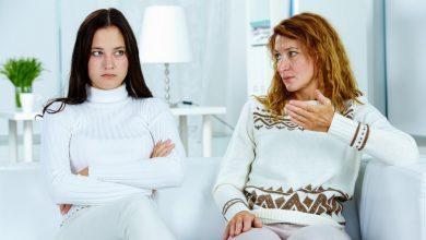 تصویر از نحوه برخورد با مادرشوهر