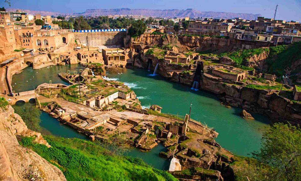جاذبه های گردشگری خوزستان