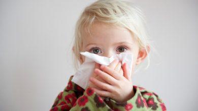 تصویر از چه کودکانی کمتر سرما می خورند
