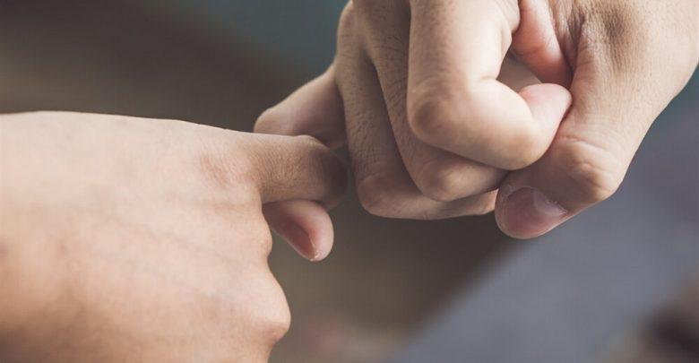 چگونه با همسر خود آشتی کنیم