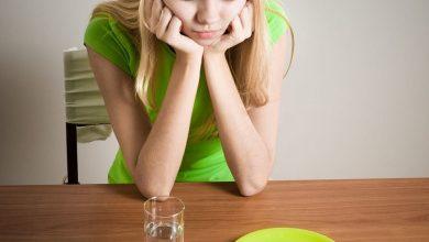 تصویر از علت بی اشتهایی و کاهش وزن