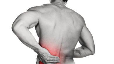 تصویر از کمر درد و راههای درمان آن