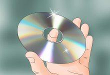 تصویر از خش سی دی را چگونه بگیریم