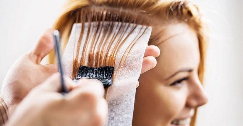 عوارض رنگ كردن موی سر