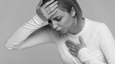 تصویر از تنگی نفس؛ درمان فوری تنگی نفس در خانه