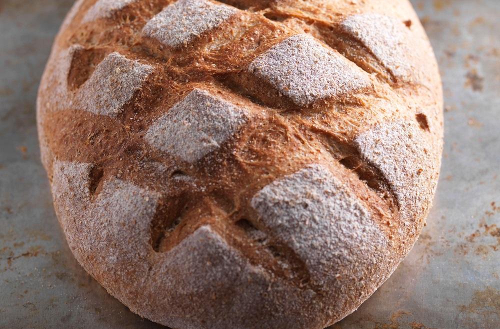 طرز تهیه نان سبوس دار