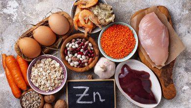 تصویر از مواد غذایی حاوی زینک را بشناسید!