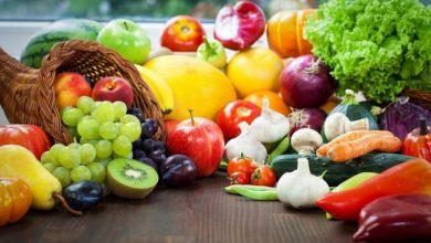 شستشوی میوه ها